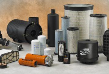 Замена воздушного и топливного фильтра