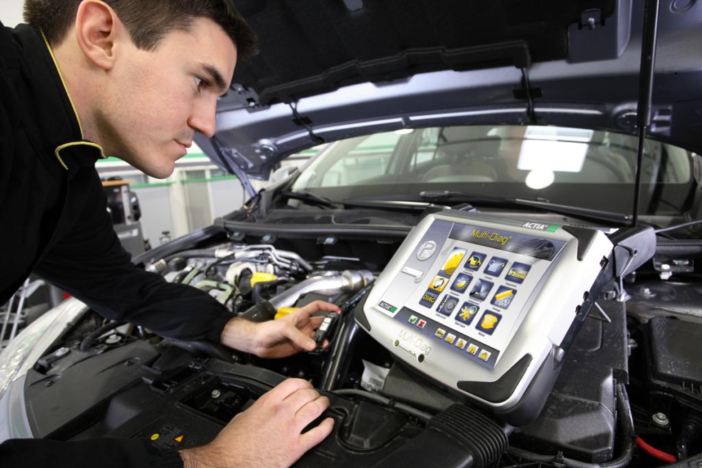 Компьютерная диагностика в Липецке - Автосервис «Mechanic Service»